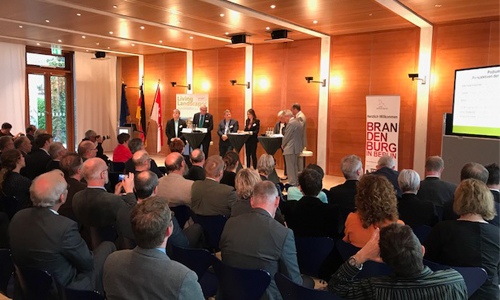 Innen GF VDN Berlin Geschäftsführertagung in Berlin
