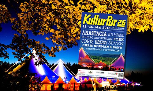 KulturPur 12.   16. Mai: KulturPur