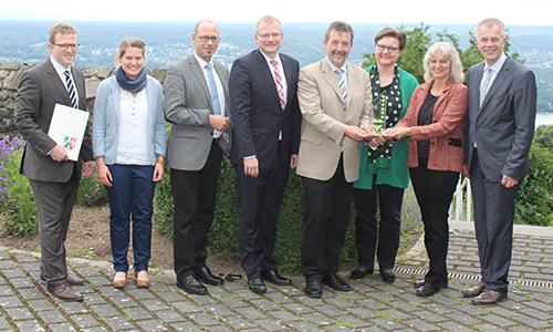 Landeswettbewerb1 Naturpark Sauerland Rothaargebirge Sieger im Landeswettbewerb