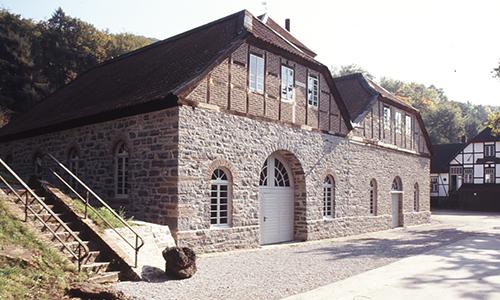 Luisenhütte2 08.05.2016: Saisoneröffnung der Luisenhütte mit ihrem Museum für Vor  und Frühgeschichte