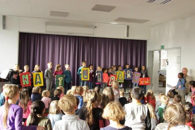 Naturparkschule Herscheid  620x413 Grundschule Herscheid wird zweite Naturparkschule