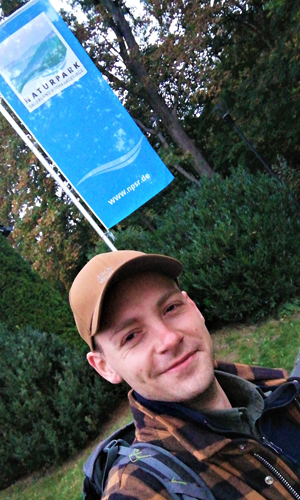 Nils innen1 Praktikum im Naturpark