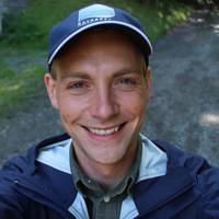 Nils Bonnermann, Student im fünften Fachsemester der Forstwirtschaft an der Hochschule für Nachhaltige Entwicklung Eberswalde, Brandenburg (Foto: Privat)