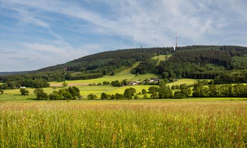 Nordhelle innen 25. September: 4 Jahreszeiten im Ebbegebirge – Der Herbst