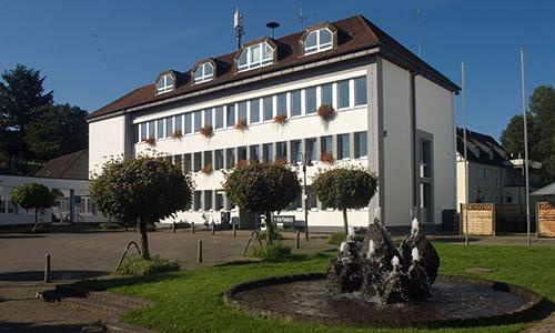 Rathaus Balve2 11.03.   05.04.: Fotoausstellung Landschaftsportrait Hönnetal