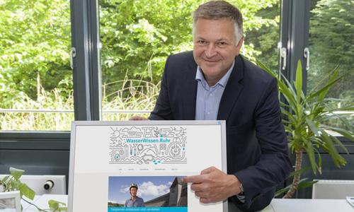 Ruhrverband Pädagogenportal des Ruhrverbandes ist online