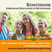 Zusammen mit Löwenzahn und dem Verband Deutscher Naturparke lädt der Naturpark Sauerland Rothaargebirge nun alle Interessierten zur Schatzsuche ein (Foto: VDN)