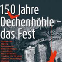 150 Jahre Dechenhöhle - Das Fest! (Foto: Märkischer Kreis Tourismus)