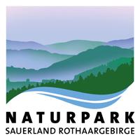Voilà - Das neue Logo des Naturparks Sauerland Rothaargebirge/Foto: NPSR