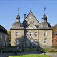 Impressionen von Schloß Neuenhof bei Lüdenscheid (Foto: Märkischer Kreis)