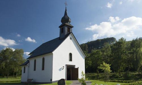 St Dirk Zimmermann: Mein Ausflugstipp Kapellenweg Reiste