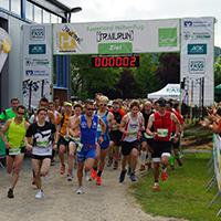 Start des Trailruns im Jahr 2015 (Foto: Markus Breitkopf).