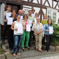 Nehmt am ZNL-Kurs teil und erweitert das Team der Natur- und Landschaftsführer im Naturpark Sauerland Rothaargebirge! (Foto: Naturpark Sauerland Rothaargebirge e.V.)