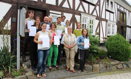 ZNL innen Vorankündigung: Ausbildung zum zertifizierten Natur  und Landschaftsführer (ZNL)