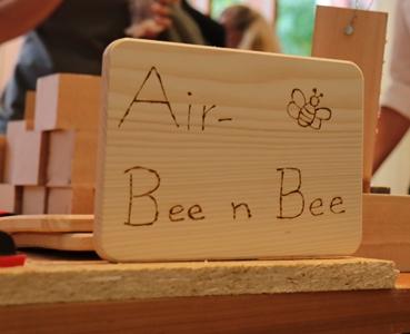 Airbeeanbee Naturpark Schönbuch auf dem Landwirtschaftlichen Hauptfest