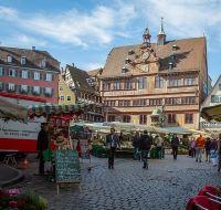 Tübinger Wochenmarkt, Bild von Th G auf Pixabay