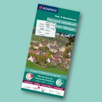 offizielle Rad- und Wanderkarte Naturpark Schönbuch/Landkreis Tübingen, KOMPASS Verlag