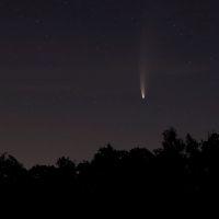 Komet Neowise © Klaus Engel