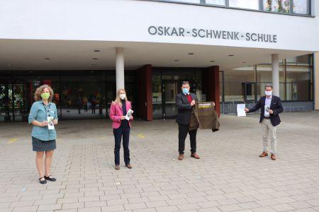 Naturparkschule Juliane Goerke 450x300 Naturparkschule startet durch!