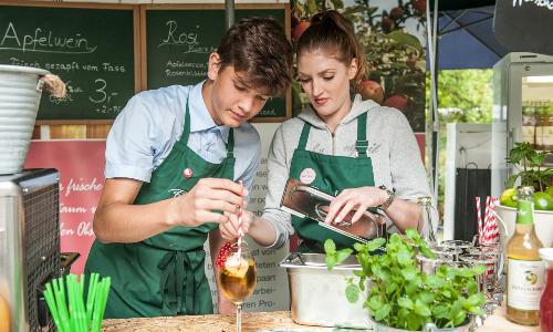 Neigschmeckt 2017 Rosecker Standb Rosi – Hugos bessere Hälfte