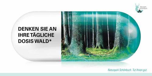 Postkarte Vorderseite500 300 Naturpark Schönbuch tut Ihnen gut!