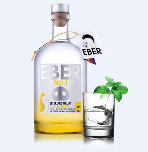 Rezept inet EBER Sour mit EBER No.1 MINZBIRNE aus dem Naturpark Schönbuch