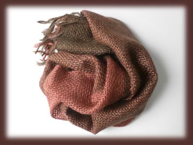 Rosenblüte 398x300 Handgewebtes aus Weil im Schönbuch
