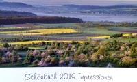 Cover Schönbuch Impressionen 2019