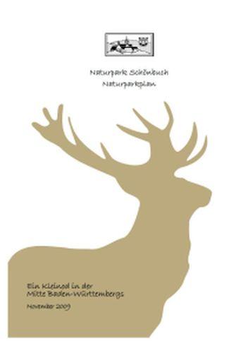 Titelseite Naturparkplan2009 klein Erarbeitung eines neuen Naturparkplans & Stellenneubesetzung