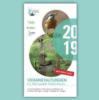 Veranstaltungskalender 2019 © Naturpark Schönbuch