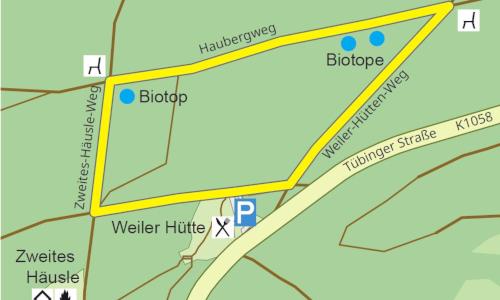 WeilerHütte 500 300 Barrierefrei zur Weiler Hütte