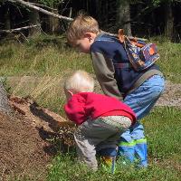 <Mit Kind und Kegel &ndash; Unterwegs in Naturparken