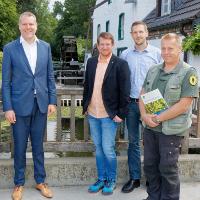 """<Das Herzstück der """"Qualitätsoffensive Naturparke"""": Die """"Qualitäts-Scouts"""""""