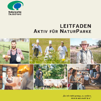 "Leitfaden ""Aktiv für Naturparke"""