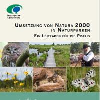 """Druckfrisch: Handlungsleitfaden """"Umsetzung von Natura 2000 in Naturparken"""""""