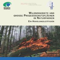 """""""Schwarz auf weiß – Leitfaden Wildnisentwicklung in Naturparken"""