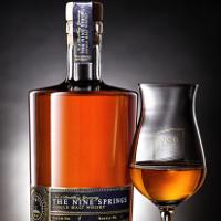 """The Nine Springs"" Triple Cask Whisky"