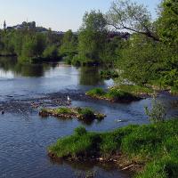<Schöne Kurven - Flussrenaturierungen in Naturparken