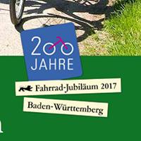 200 Jahre Fahrrad-Jubiläum Baden-Württemberg