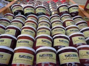 Marmeladen von Obstbau Schleicher, Pfedelbach