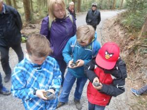 Naturpark aktiv - Lustige GPS-Osterhasensuche im Tannwald