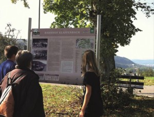 150412 grabe 300x228 Naturpark aktiv   Bahnerlebnispfad   Technik und Natur