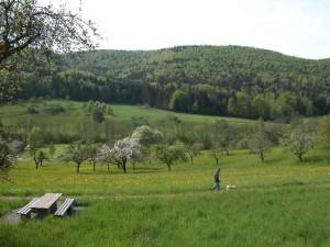Bahnerlebnispfad zwischen Rudersberg und Welzheim