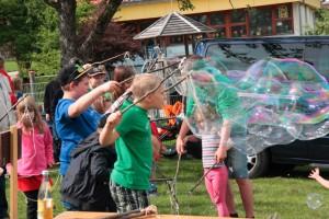 Naturparkschule: mit Spaß lernen, wie Natur funktioniert