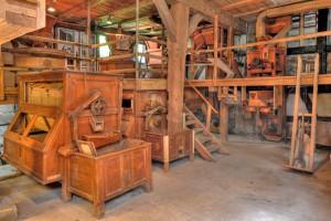 Mühlentechnik von 1756