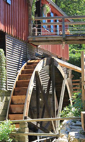 150723 Murrhardt Glattenzainbachmuehle 11 klein Mühlen im Naturpark Schwäbisch Fränkischer Wald