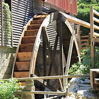 Mühlen im Naturpark Schwäbisch-Fränkischer Wald