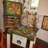 Wildkatzenausstellung im Naturparkzentrum
