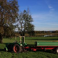 Landschaft und Landwirtschaft im Wandel