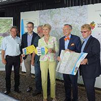 Freizeitkarte Schwäbisch-Fränkischer Wald (F518), ISBN 978-3-86398-394-9